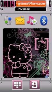 Embossed Touch es el tema de pantalla