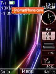 Windows Vista Look theme screenshot