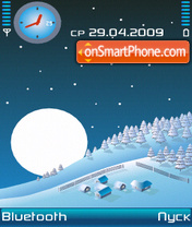 Moonlight tema screenshot