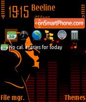 Deejay 02 es el tema de pantalla