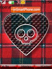Skull Heart es el tema de pantalla