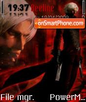 Devil May Cry V3 es el tema de pantalla