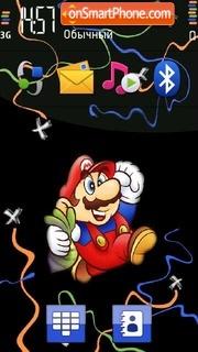 Super Mario 06 es el tema de pantalla