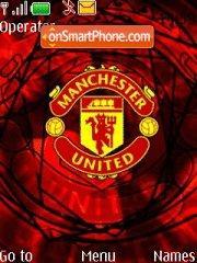 Man United theme screenshot