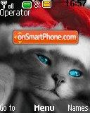 Santa Kitty es el tema de pantalla