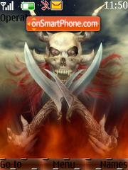 Devil Skull es el tema de pantalla