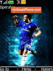 John Terry theme screenshot