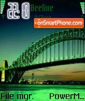 Bridge 06 es el tema de pantalla