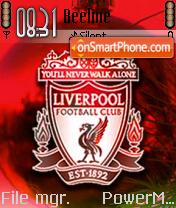 Liverpool 1901 theme screenshot