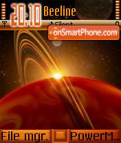 Planet 06 es el tema de pantalla