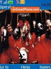 Slipknot 15 es el tema de pantalla