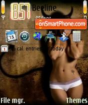 Besik theme screenshot
