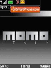 MOMO theme screenshot