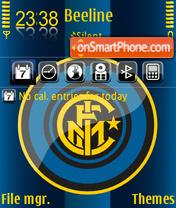 Inter 02 theme screenshot