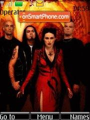 Within Temptation 2 es el tema de pantalla