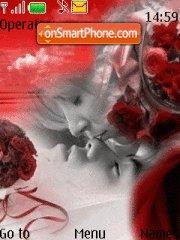 Love Kiss 03 theme screenshot