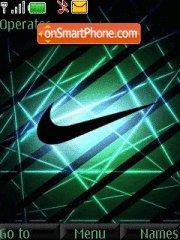Nike Haze es el tema de pantalla