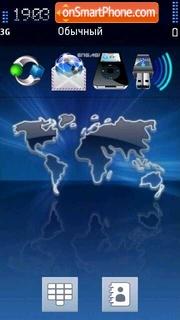 World 04 theme screenshot