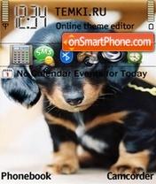 Puppy 04 theme screenshot