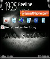 Black 08 es el tema de pantalla