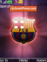 Barselona theme screenshot