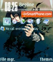 Naruto 1995 theme screenshot