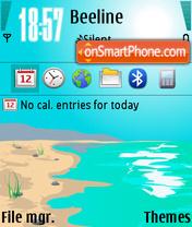Sunshine Island es el tema de pantalla