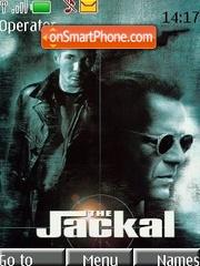 The jakal es el tema de pantalla