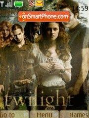 Twilight 05 es el tema de pantalla