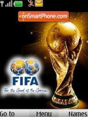 Worldcup2008 theme screenshot