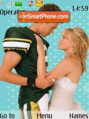 A Cinderella Story theme screenshot