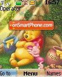 Winnie The Pooh 06 theme screenshot