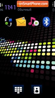 Color Dots 5th Edition theme screenshot