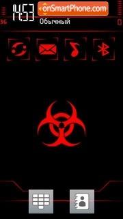 Red n black 01 theme screenshot
