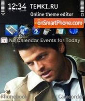 Castiel theme screenshot