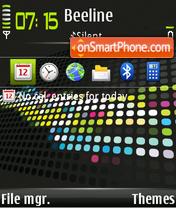 The Disco FP2 es el tema de pantalla