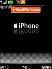 Capture d'écran i phone thème