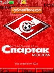 Spartak Moskow es el tema de pantalla