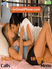 Lovemaking es el tema de pantalla