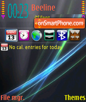 Windows 11 theme screenshot