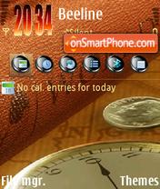 Ondesk-3rd theme screenshot
