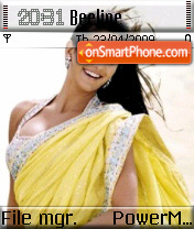 Katrina Kaif 11 theme screenshot