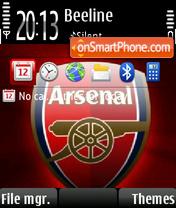 Arsenal 10 es el tema de pantalla