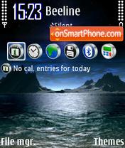 Nature 03 es el tema de pantalla
