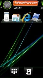 Vista Black Edition by merlin1999 theme screenshot