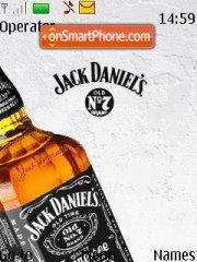 Jack Daniels theme screenshot