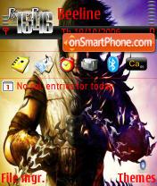 Prince Of Persia III theme screenshot
