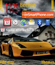 Lamborghini V4 es el tema de pantalla