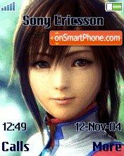 Reimi theme screenshot