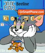 Tom And Jerry 05 es el tema de pantalla